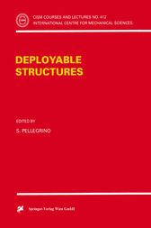 Deployable Structures by S. Pellegrino