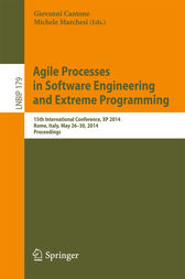 Agile Processes in Software Engineering and Extreme Programming by Giovanni Cantone