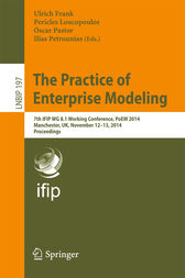 The Practice of Enterprise Modeling by Ulrich Frank