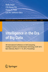 Intelligence in the Era of Big Data by Rolly Intan