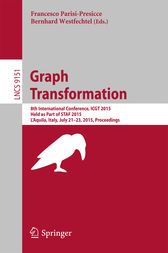 Graph Transformation by Francesco Parisi-Presicce