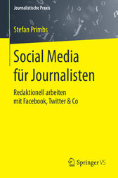 Social Media für Journalisten by Stefan Primbs