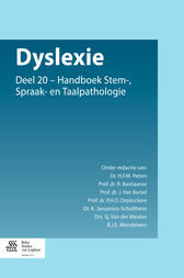 Dyslexie by H.F.M. Peters