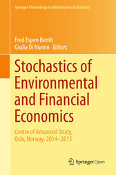 Stochastics of Environmental and Financial Economics by Fred Espen Benth