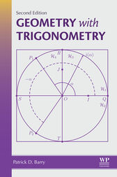 Geometry with Trigonometry by Patrick D Barry