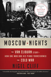 Moscow Nights by Nigel Cliff