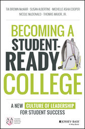 Becoming a Student-Ready College by Tia Brown McNair