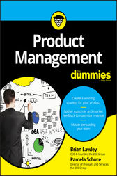 Product Management For Dummies by Brian Lawley
