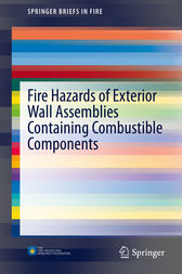 Fire Hazards of Exterior Wall Assemblies Containing Combustible Components by Nathan White