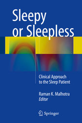 Sleepy or Sleepless by Raman K. Malhotra