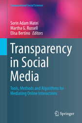 Transparency in Social Media by Sorin Adam Matei