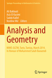 Analysis and Geometry by Ali Baklouti