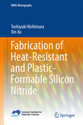 Fabrication of Heat-Resistant and Plastic-Formable Silicon Nitride by Toshiyuki Nishimura