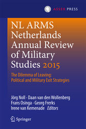 Netherlands Annual Review of Military Studies 2015 by Jörg Noll