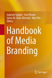 Handbook of Media Branding by Gabriele Siegert