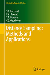 Distance Sampling: Methods and Applications by S. T. Buckland