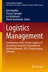 Logistics Management by Dirk Mattfeld