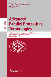 Advanced Parallel Processing Technologies by Yunji Chen