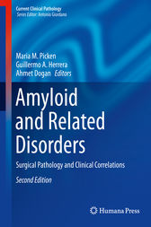 Amyloid and Related Disorders by Maria M. Picken