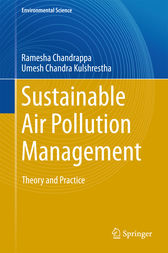 Sustainable Air Pollution Management by Ramesha Chandrappa