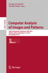 Computer Analysis of Images and Patterns by George Azzopardi