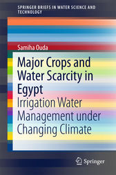 Major Crops and Water Scarcity in Egypt by Samiha Ouda