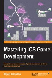Mastering iOS Game Development by Miguel DeQuadros
