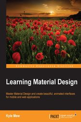 Learning Material Design by Kyle Mew