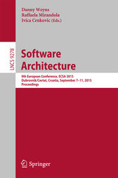 Software Architecture by Danny Weyns
