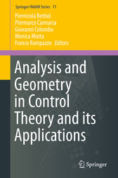 Analysis and Geometry in Control Theory and its Applications by Piernicola Bettiol
