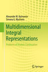 Multidimensional Integral Representations by Alexander M. Kytmanov