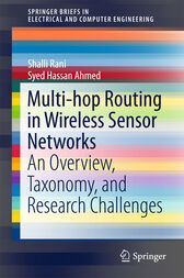 Multi-hop Routing in Wireless Sensor Networks by Shalli Rani