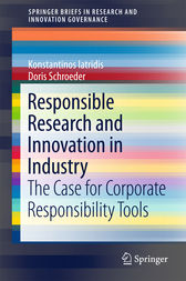 Responsible Research and Innovation in Industry by Konstantinos Iatridis