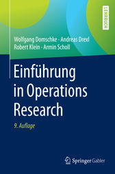 Einführung in Operations Research by Wolfgang Domschke