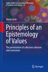 Principles of an Epistemology of Values by Marià Corbí