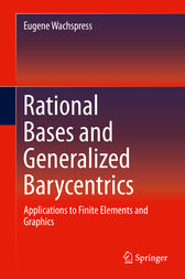 Rational Bases and Generalized Barycentrics by Eugene Wachspress