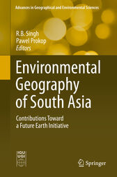 Environmental Geography of South Asia by R.B. Singh