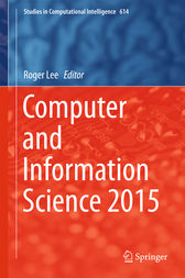 Computer and Information Science 2015 by Roger Lee