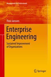 Enterprise Engineering by Theo Janssen
