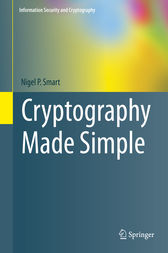 Cryptography Made Simple by Nigel Smart