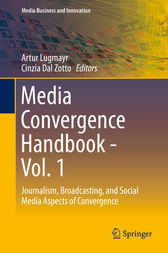 Media Convergence Handbook - Vol. 1 by Artur Lugmayr