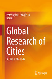Global Research of Cities by Peter Taylor