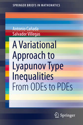 A Variational Approach to Lyapunov Type Inequalities by Antonio Cañada