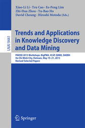 Trends and Applications in Knowledge Discovery and Data Mining: PAKDD 2015 Workshops: BigPMA, VLSP, QIMIE, DAEBH, Ho Chi Minh City, Vietnam, May 19-21, 2015. Revised Selected Papers