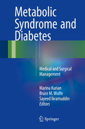 Metabolic Syndrome and Diabetes by Marina Kurian