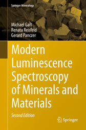 Modern Luminescence Spectroscopy of Minerals and Materials by Michael Gaft