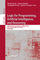 Logic for Programming, Artificial Intelligence, and Reasoning by Martin Davis