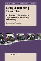 Being a Teacher | Researcher by Konstantinos Alexakos