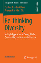 Re-thinking Diversity by Cordula Braedel-Kühner