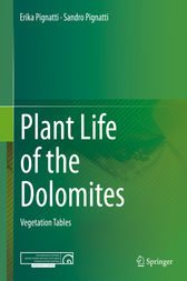 Plant Life of the Dolomites by Erika Pignatti
